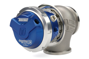 Turbosmart WG40 GenV Comp-Gate 40 Motorsport 14 PSI Blue - Universal