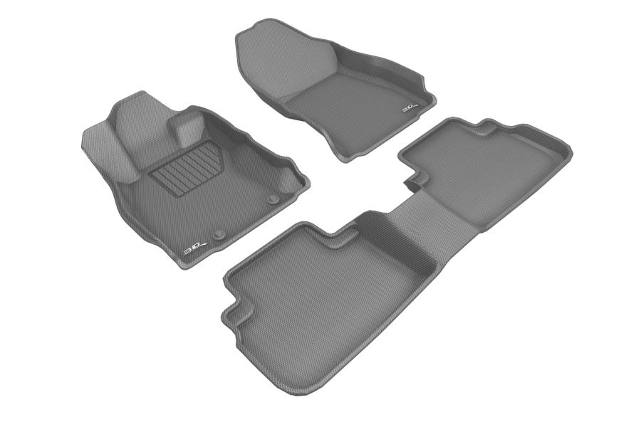 3D MAXpider KAGU Floor Liners - Subaru Forester 2019-2021