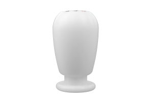 Beatrush Duracon Shift Knob White Style A M12x1.25 (Part Number: )