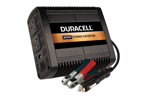 Duracell 400 Watt High Power Inverter - Universal