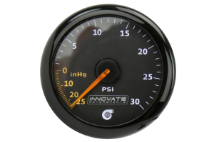 Innovate Motorsports MTX Analog 30 PSI Vacuum/Boost Gauge Kit (Part Number: )