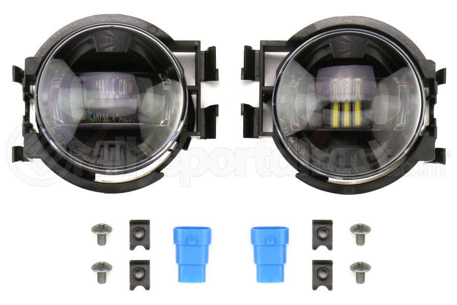 Morimoto XB LED Fog Lights Type X (Part Number:LF40)