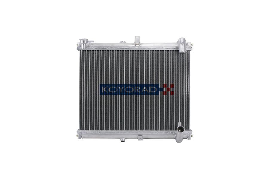 Koyo Aluminum Racing Radiator Manual Transmission - Mazda RX-7 1989-1992