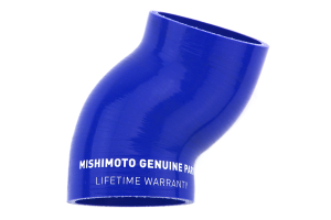 Mishimoto Silicone Throttle Body Blue Hose ( Part Number: MMHOSE-SUB-ITBBL)