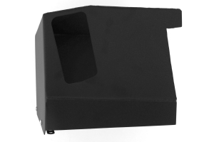 ETS Air Intake Heat Shield Wrinkle Black (Part Number: )