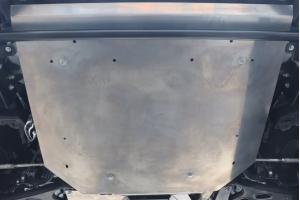 Crawford Motor Skid Plate - Subaru Crosstrek 2018-2020