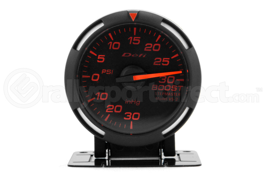 Defi Red Racer Boost Gauge Imperial 52mm 30 PSI ( Part Number:DEF1 DF06502)