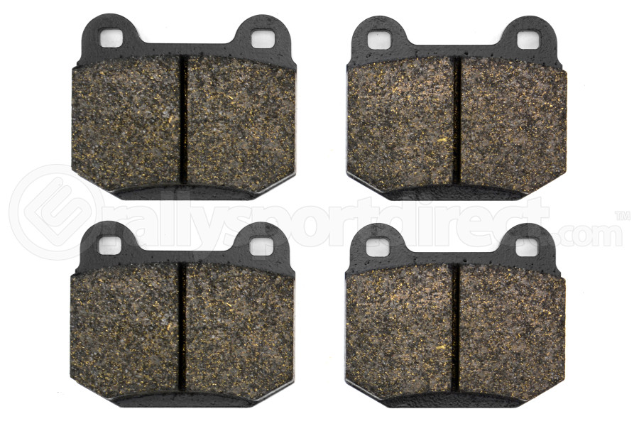 Ferodo DS3000 Rear Brake Pads (Part Number:FCP1562R)