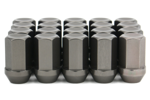 Gorilla Aluminum Closed End Titanium Lug Nuts 12x1.50 (Part Number: )