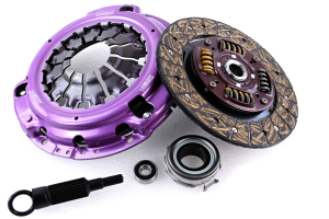 XClutch Sprung Organic Stage 1 Clutch Kit - Scion FR-S 2013-2016 / Subaru BRZ 2013+ / Toyota 86 2017+