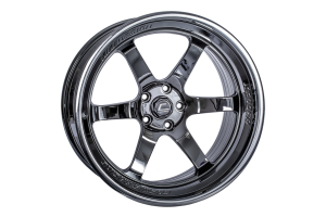 Cosmis Racing Wheels XT-006R 20x9.5 +10 5x120 Black Chrome - Universal