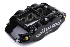 Wilwood FNSL6R 13.06in Front Kit Black - Mitsubishi Evo 8/9 2003-2006