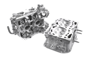 Cosworth CNC Ported Cylinder Head Set w/ KK3766 Cams ( Part Number: SB8010)