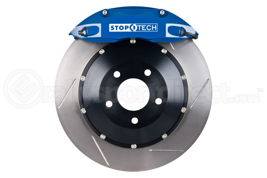Stoptech ST-40 Big Brake Kit Front 355mm Blue Slotted Rotors ( Part Number:STP 83.836.4700.21)