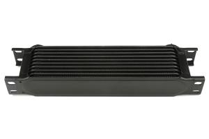 Koyo Universal 10 Row Oil Cooler Black