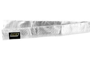 DEI Heat Sheath Aluminzed Sleeving 1in x 3ft (Part Number: )