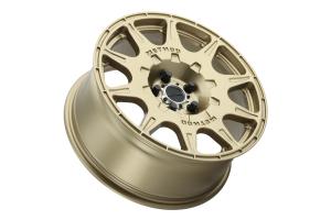 Method Race Wheels MR502 Rally 17x8 +38 5x100 Gold - Universal