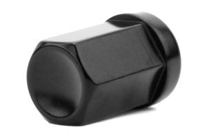 Gorilla Aluminum Closed End Black Lug Nuts 12x1.25 (Part Number: )