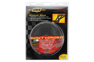 DEI Black Exhaust / Header Wrap 1in x 50ft (Part Number: )