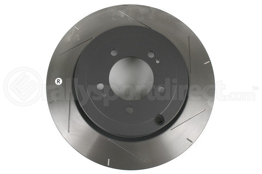 DBA 4000 Series Slotted Rotor Single Rear Right ( Part Number:DBA 42225SR)
