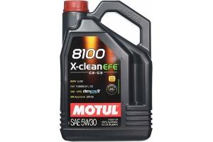 Motul 8100 X-Clean EFE 5W30 5L - Universal