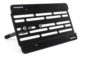 GrimmSpeed License Plate Relocation Kit ( Part Number: 094005)