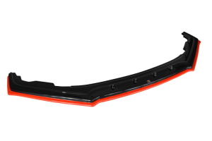 Maxton Design V4 Redline Gloss Black Front Lip  - Subaru BRZ 2017+