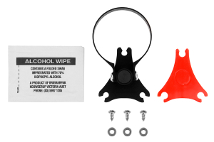 Turbosmart e-Boost2 60mm Dash Mounting Kit (Part Number: )
