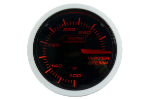 ProSport Performance Water Temperature Gauge ( Part Number:PRS 216BFWAWTSM.F)