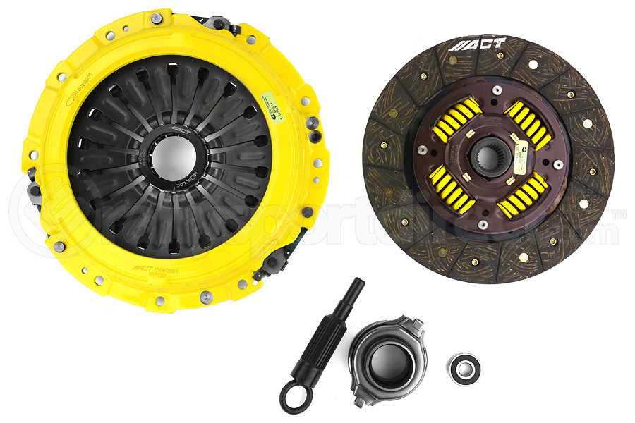 ACT Xtreme Duty Performance Street Disc Clutch Kit (Part Number:SB10-XTSS)