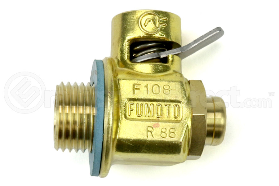 Fumoto M16-1.5 Oil Drain Valve W/Short Nipple (Part Number:F108S)