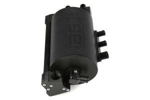 IAG Competition Series Air Oil Separator Black (Part Number: IAG-ENG-7251BK)