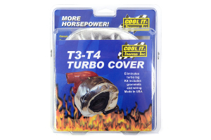 Thermo Tec Turbo Cover T3/T4 (Part Number: )