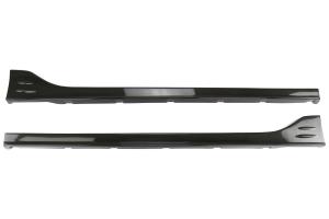 Rexpeed S Style Carbon Side Skirts - Scion FR-S 2013-2016 / Subaru BRZ 2013+ / Toyota 86 2017+