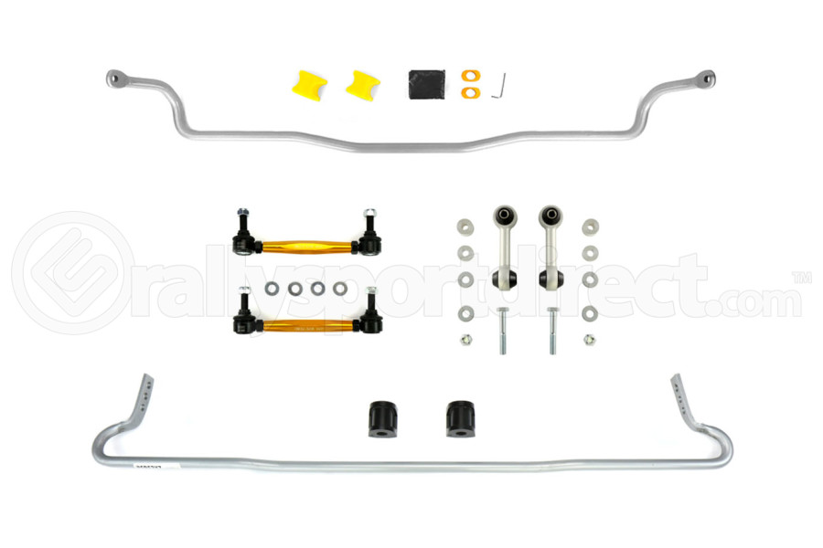 Sway Bar Upgrade Package (Part Number:FRSBRZSWAY)