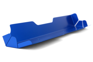 Beatrush Aluminum Pulley Cover Blue (Part Number: )