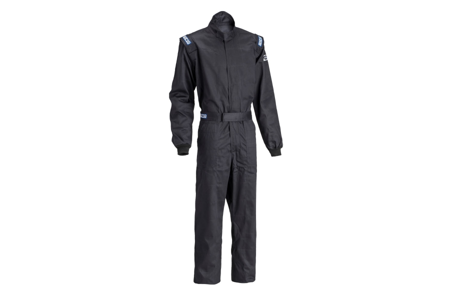 Sparco Driver Racing Suit Black - Universal