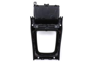 Subaru JDM Shifter Trim w/ Red Stitching - Subaru WRX CVT 2015 - 2020