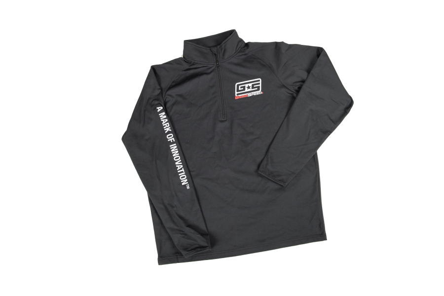 GrimmSpeed Sport Pullover Black (Part Number:0582150)
