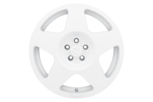 fifteen52 Tarmac 18x8.5 +45 5x100 Rally White - Universal