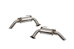 Lachute Performance Axle Back Exhaust - Subaru Outback 3.6R 2010-2018