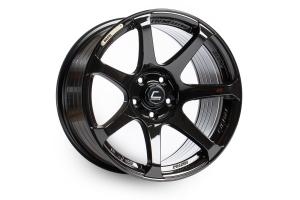 Cosmis Racing Wheels MR7 18x10 +25 5x114.3 Black - Universal