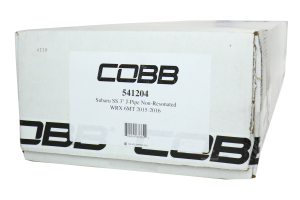 COBB Tuning Catted Non-Resonated J-Pipe (Part Number: )