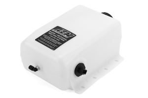 AEM Water/Methanol Injection Tank V2 with Conductive Fluid Level Sensor 1 Gallon ( Part Number: 30-3321)