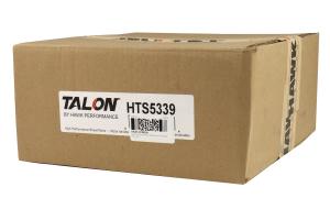 Hawk Talon Brake Rotors Slotted Front - Subaru Models (inc. 2002-2008 WRX)