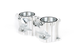 Aluminati Aluminati EJ TGV Deletes - Dual Injectors Billet - Subaru Models (inc. 2002-2007 WRX / 2007+ STI)