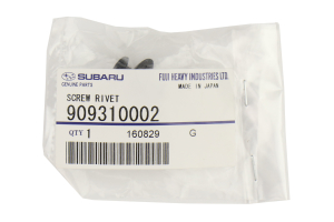 Subaru Screw Rivet (Part Number: 909310002)