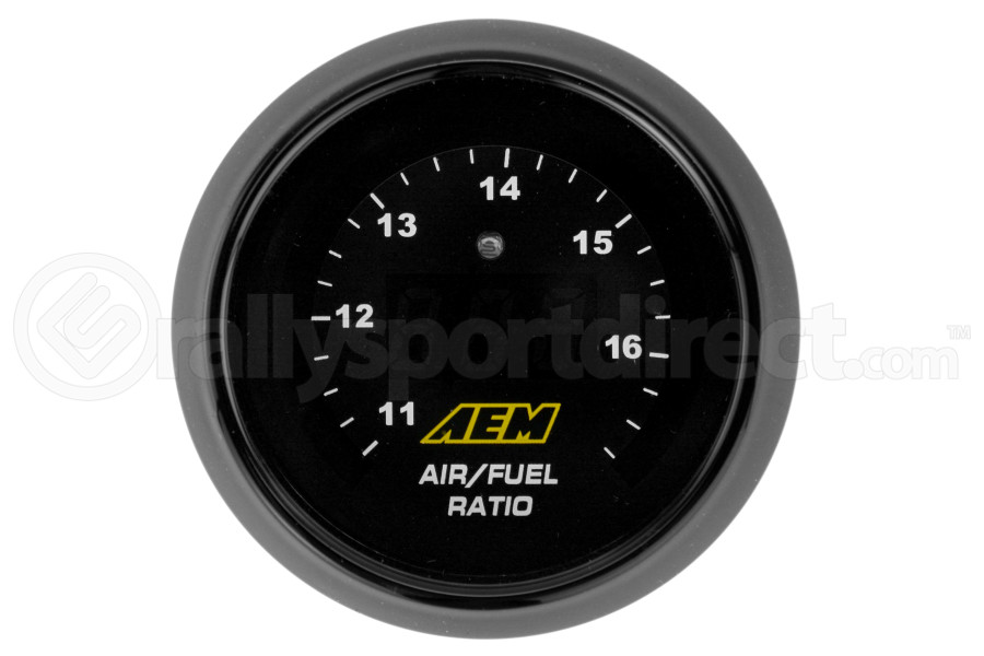 AEM UEGO Wideband Controller 4.9LSU AFR Gauge (Part Number:30-4110)