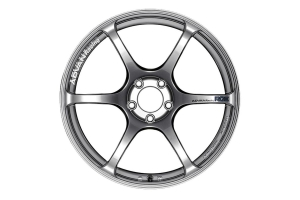 Advan RGIII 18x9.5 +45 5x114.3 Racing Hyper Black - Universal