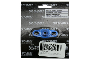 Tomei Fuel Pressure Regulator Adapter ( Part Number:TOM 185106)